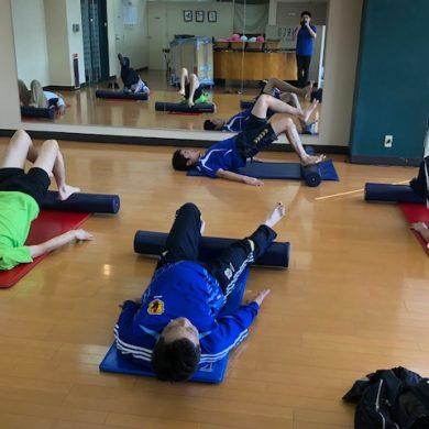 体幹トレーニング1周年